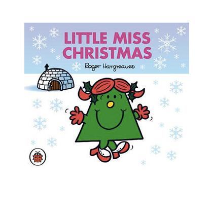 Little Miss Christmas  Little Miss Christmas  book