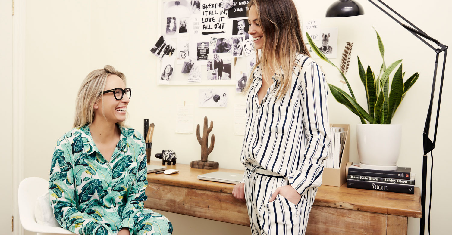 the pyjamas you'll want to wear all day