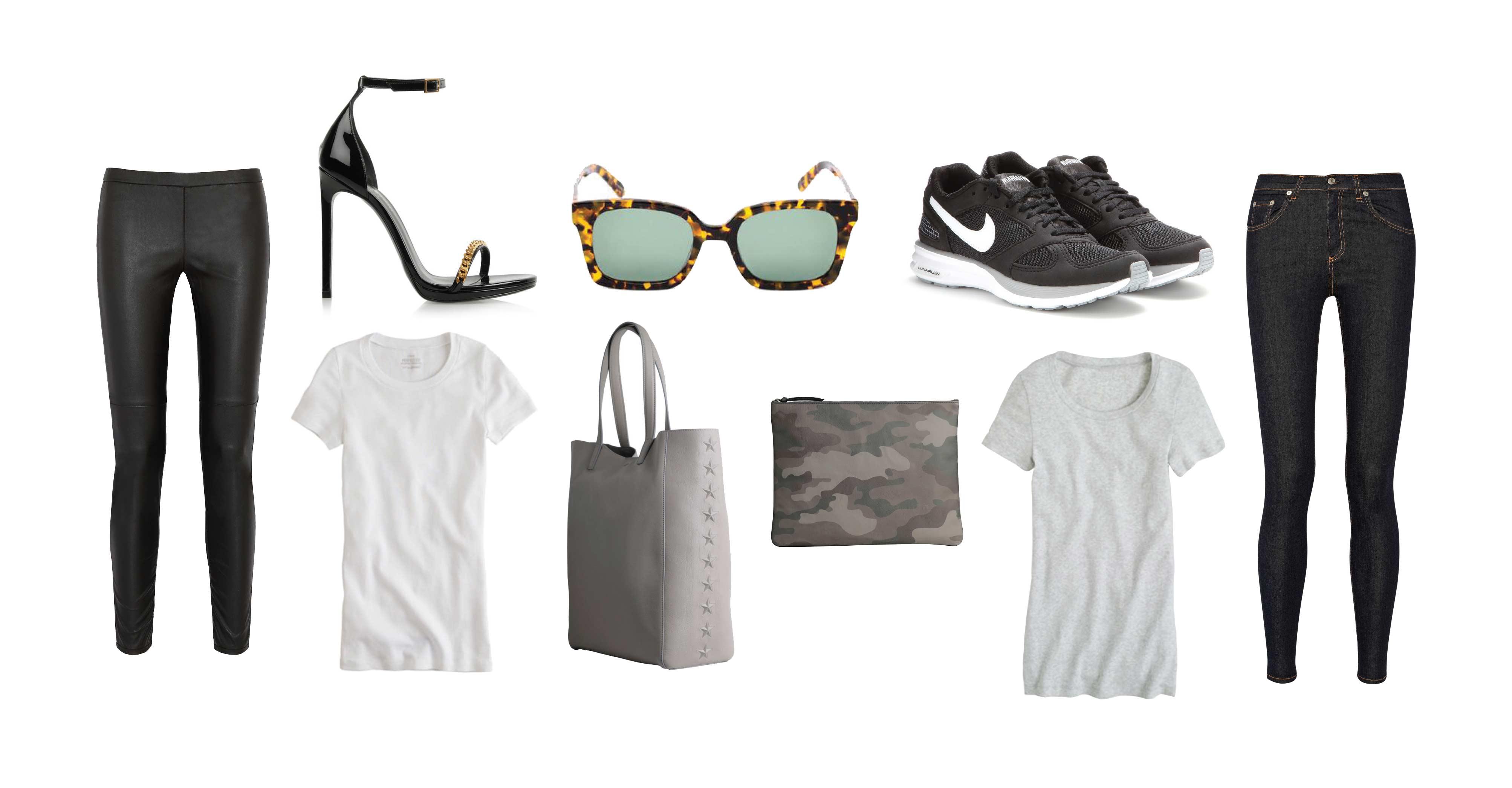Amanda Blakley's Style Essentials