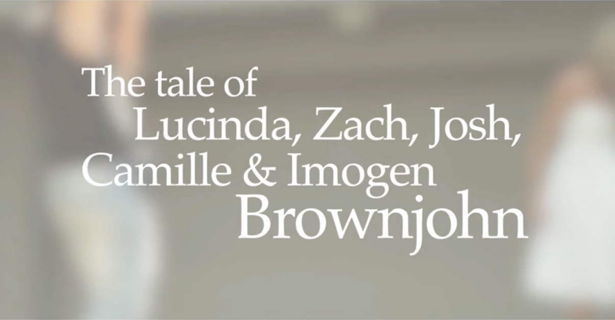 Behind The Scenes With Lucinda Brownjohn