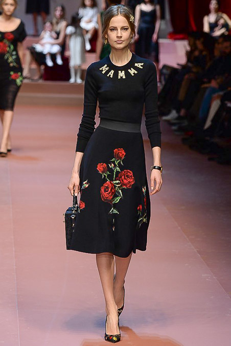 Mamma Mia Dolce Amp Gabbana S New Collection The Grace Tales