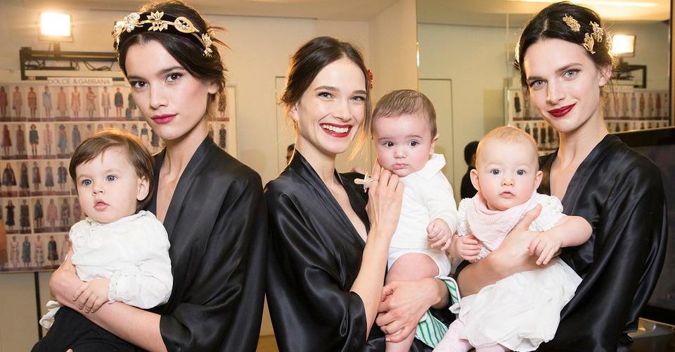 Mamma Mia! Dolce & Gabbana's New Collection