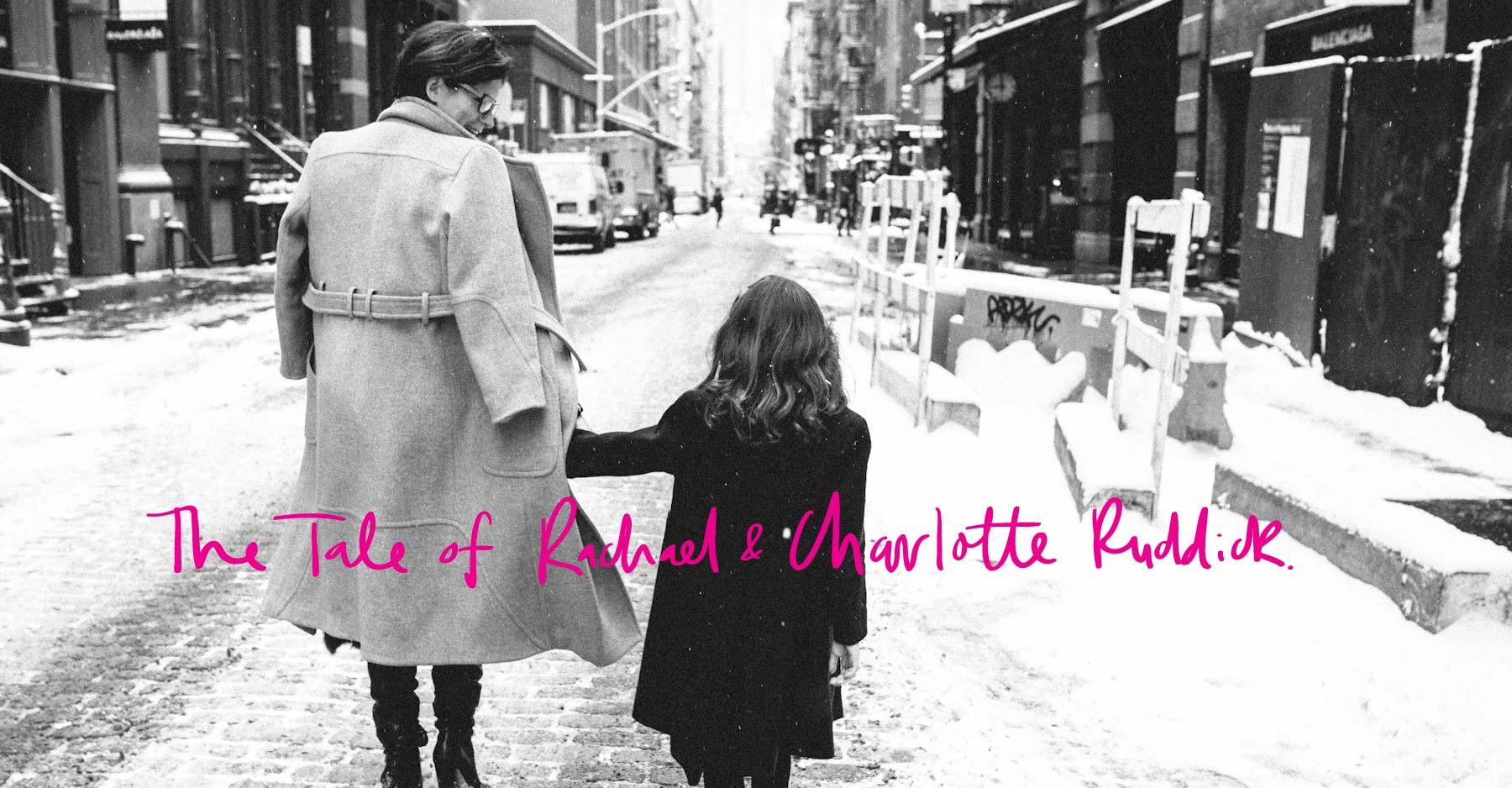 The tale of Rachael Ruddick