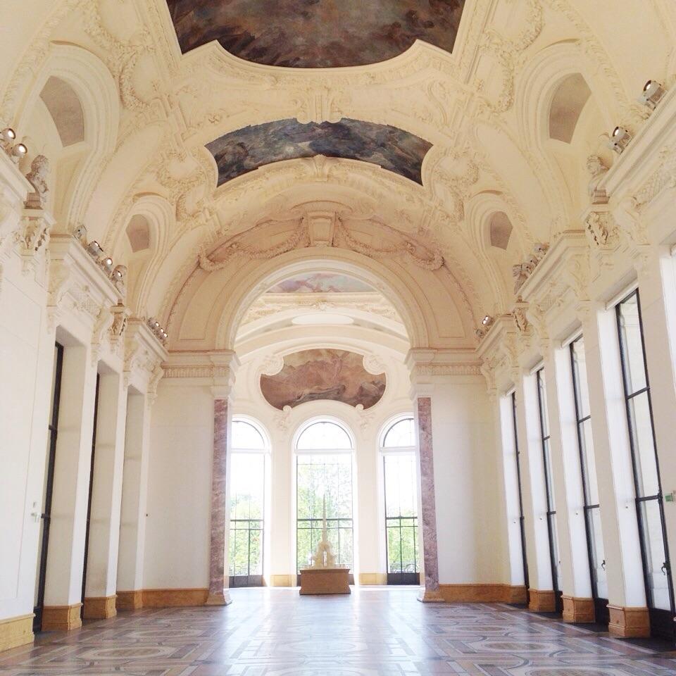GALLERIES 4 - Petite Palais interior