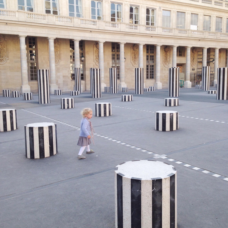 PARKS 1- Palais Royal columns