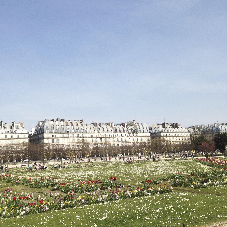PARKS 2 - Tuileries Gardens