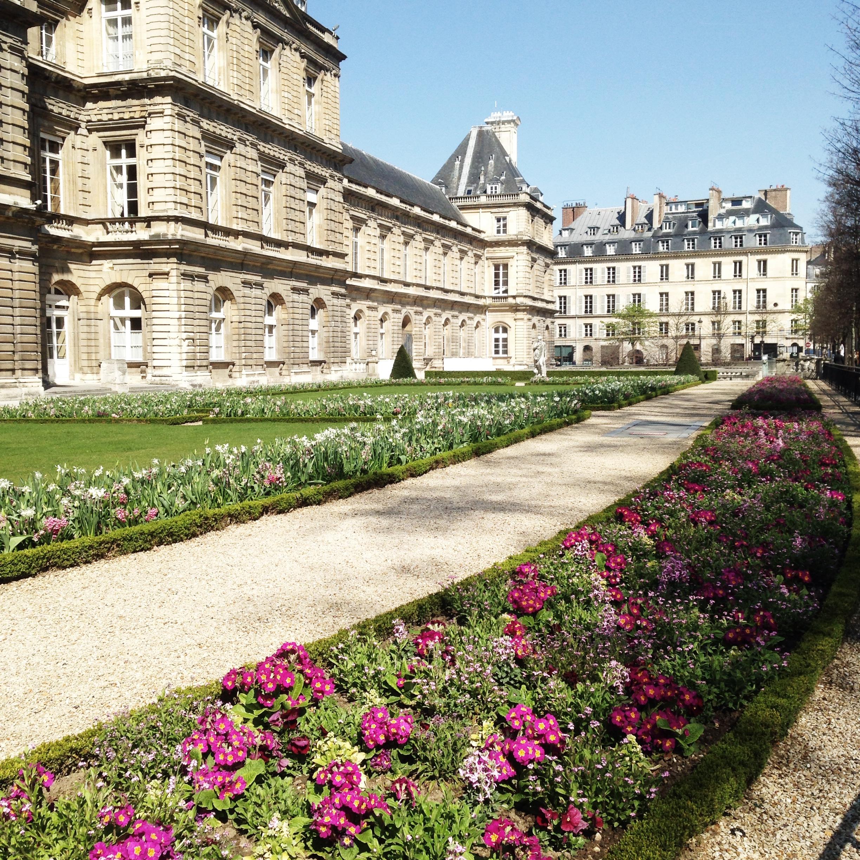 PARKS 3 - Luxumbourg Gardens