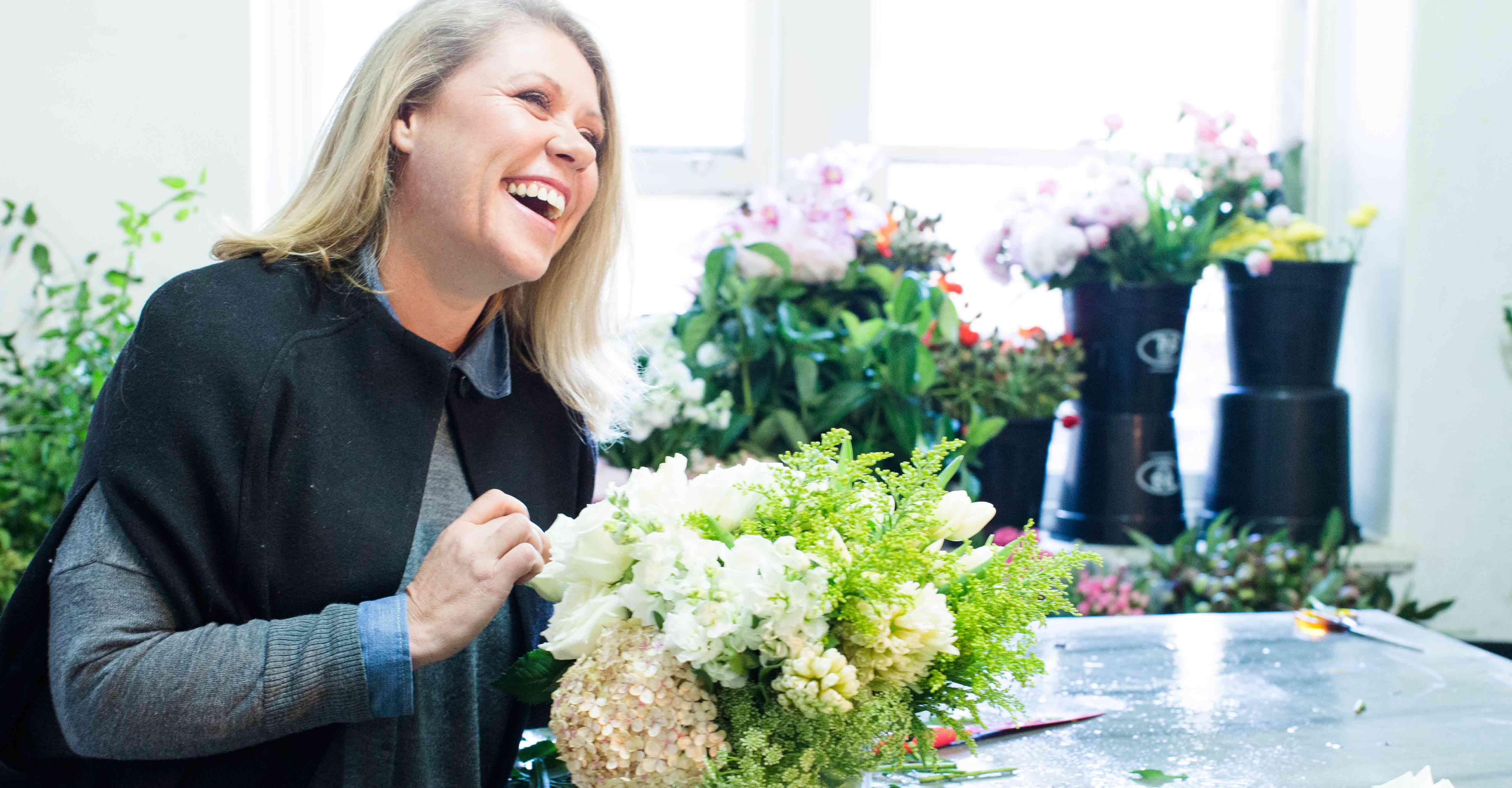 Talking Blooms With Floral Artist Fleur McHarg