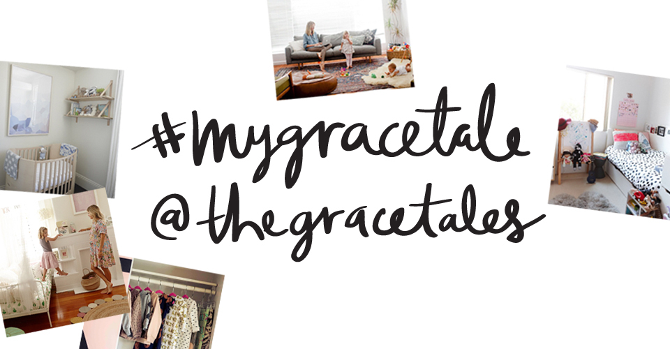 Want To Share Your Tale? #mygracetale