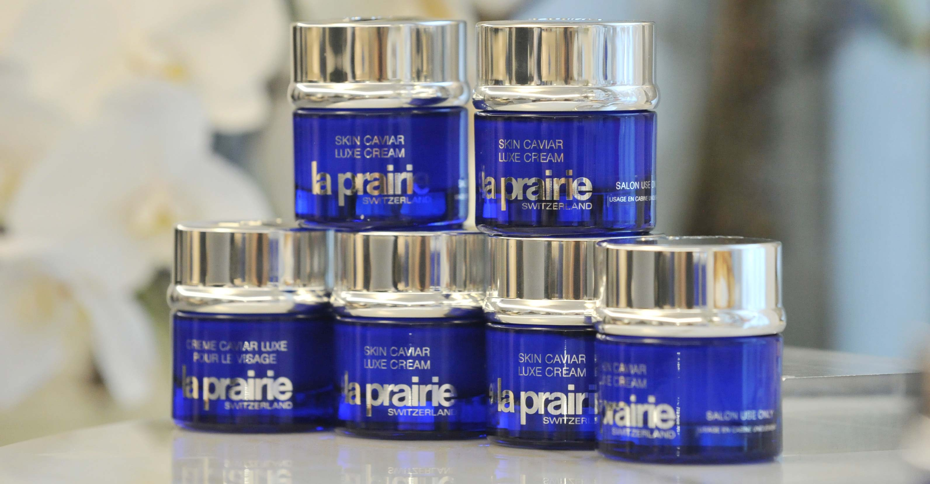 Win A La Prairie Skin Caviar Luxe Cream