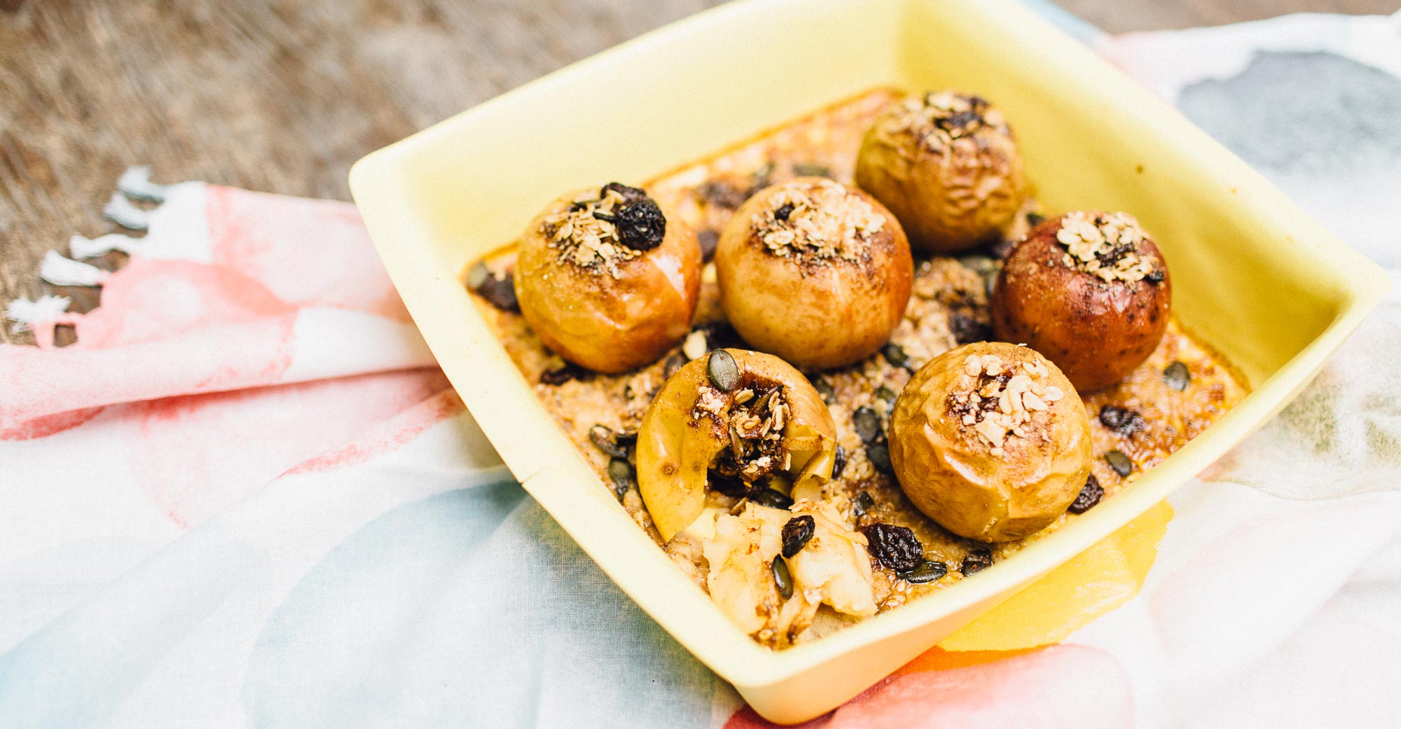Recipe: Sweet Baked Apples