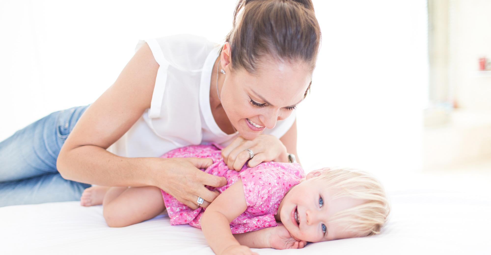 Zoe Bingley-Pullin On Motherhood And Nutrition