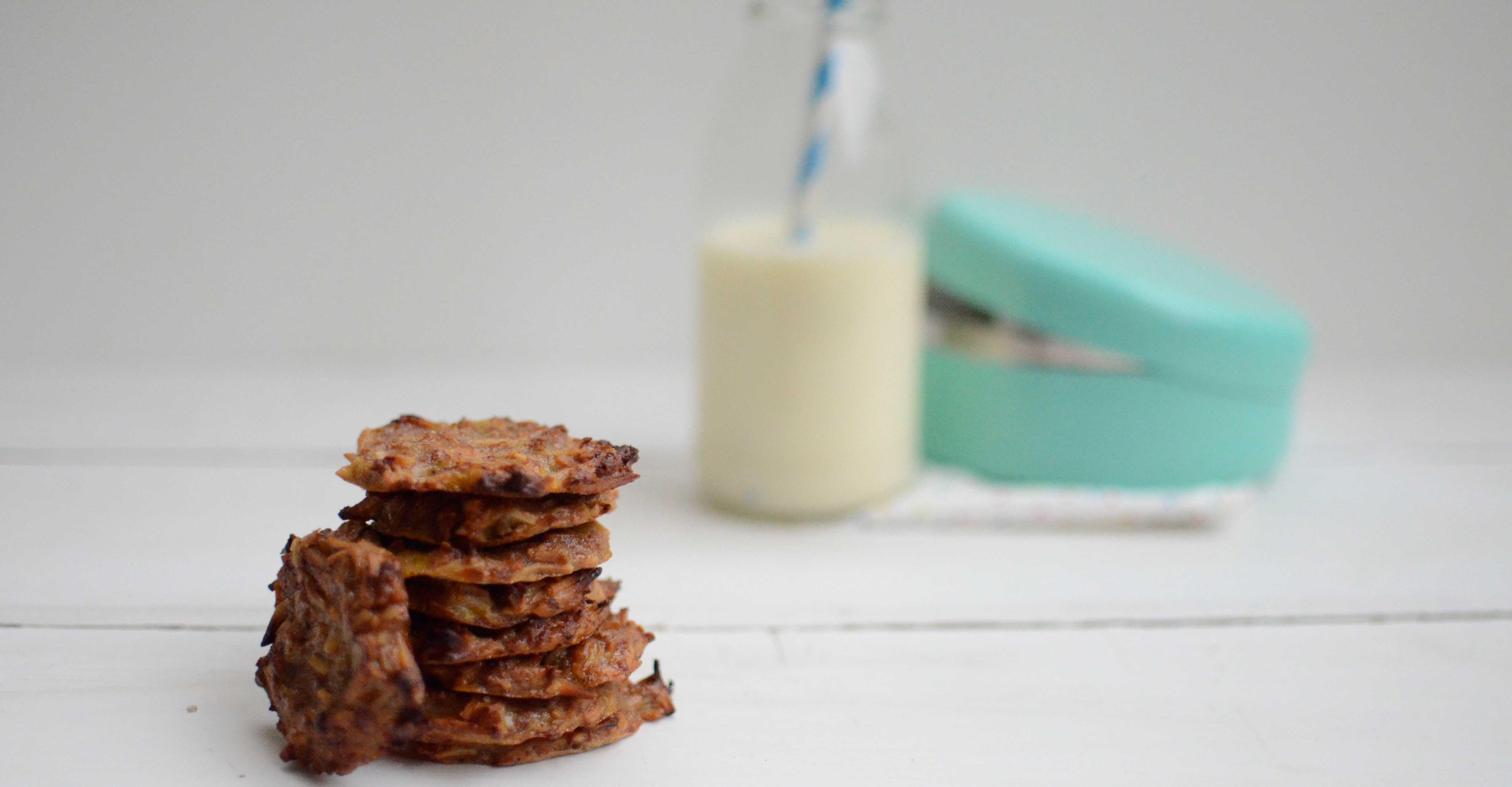 Recipe: 2 Ingredient Coconut Cookies