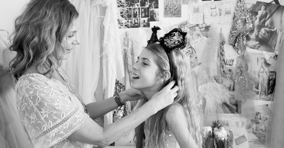 At Work With Andrea Rembeck Of Tutu Du Monde
