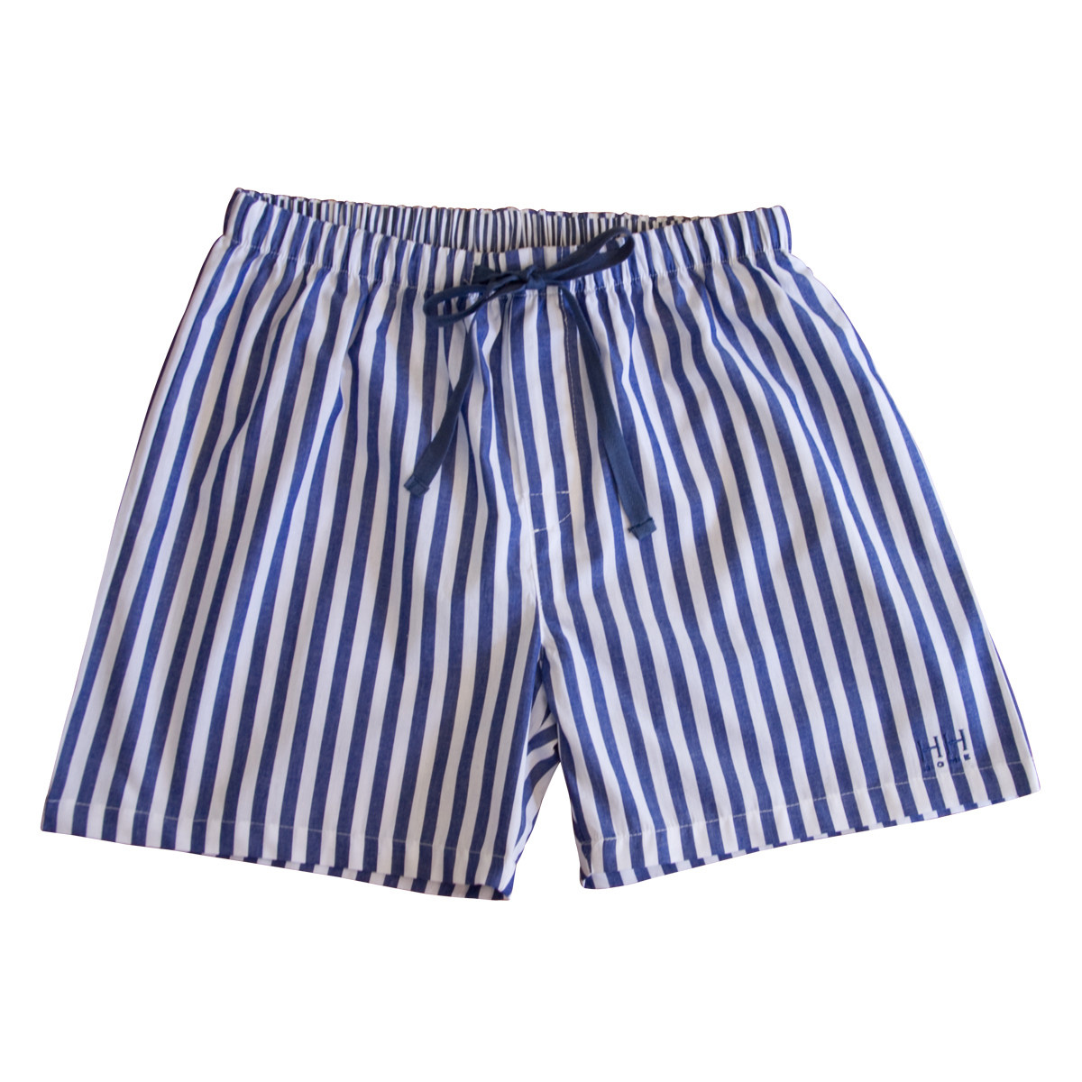 Men_s-Navy-Striped-PJ-Short