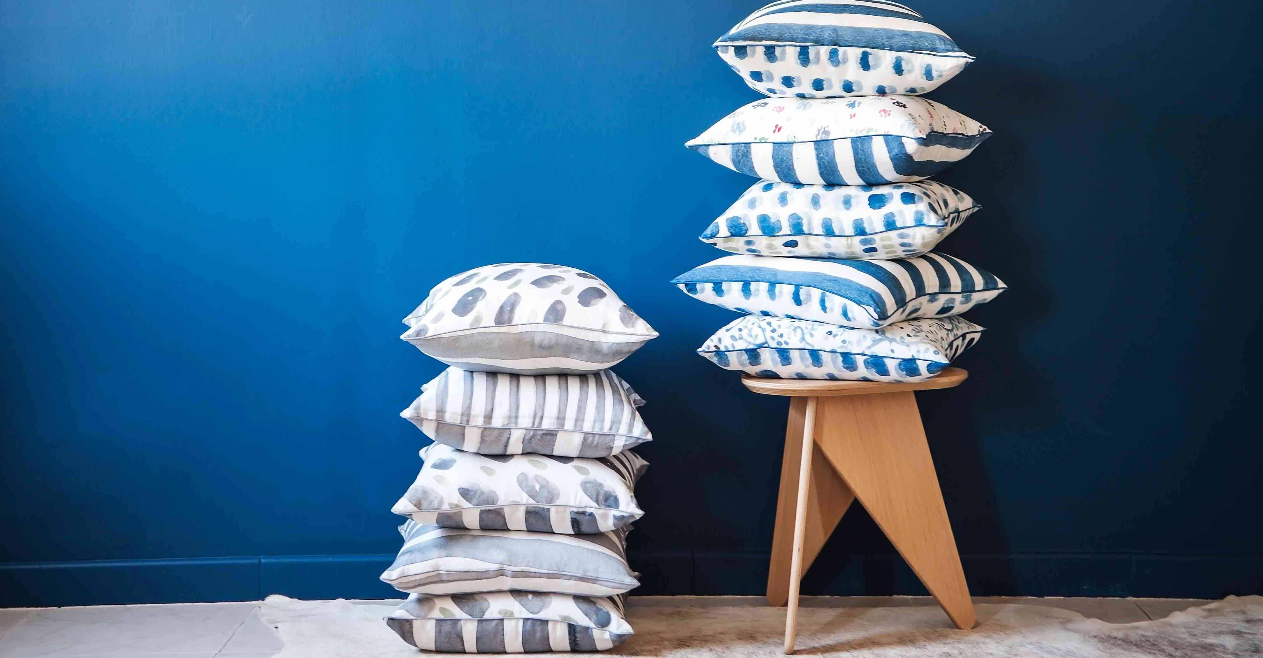 Artist Georgia Macmillan Launches A Textiles Range