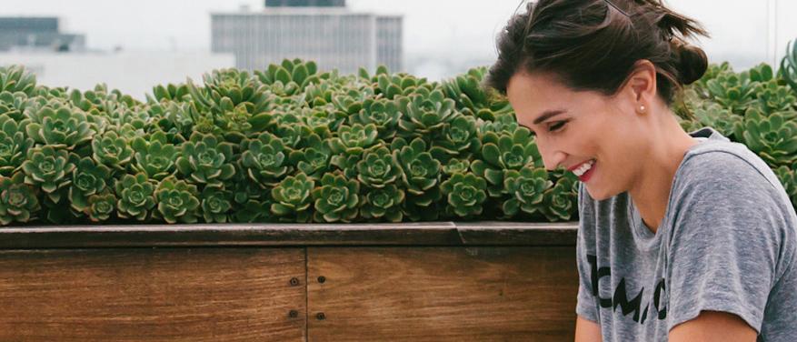 Eco-Minded: Meet Peta Stinson From Sapling