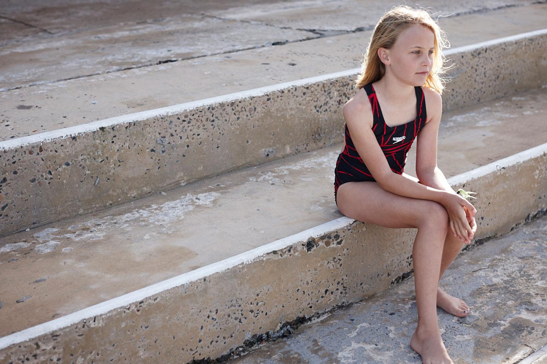 teen girl swim c summer style the great aussie cossie the ...