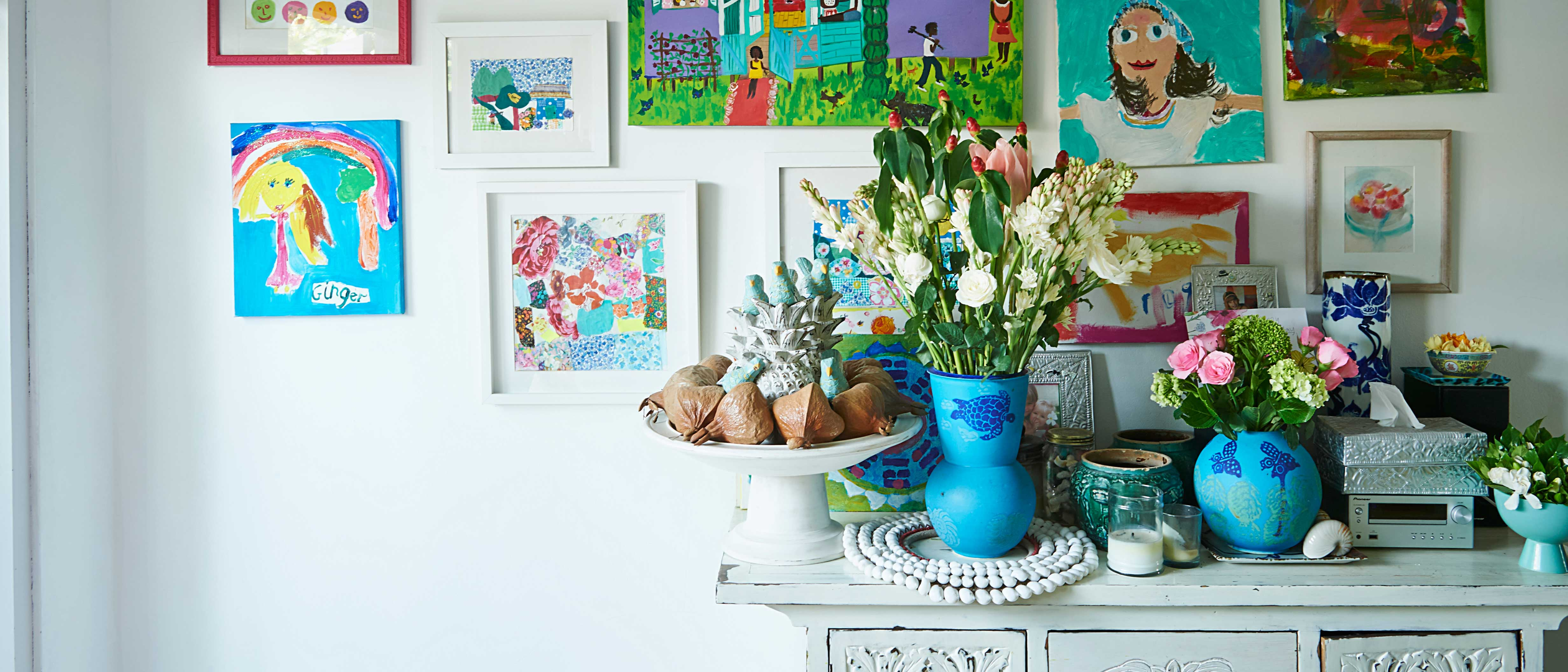 Gallery Walls With The Paradise Catcher's Emily Armstrong