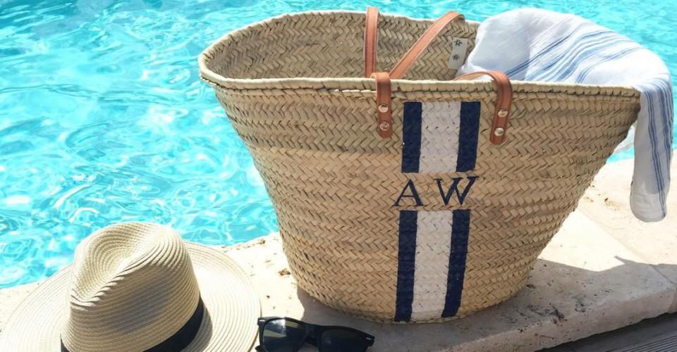 The 6 Best Beach Baskets For Summer