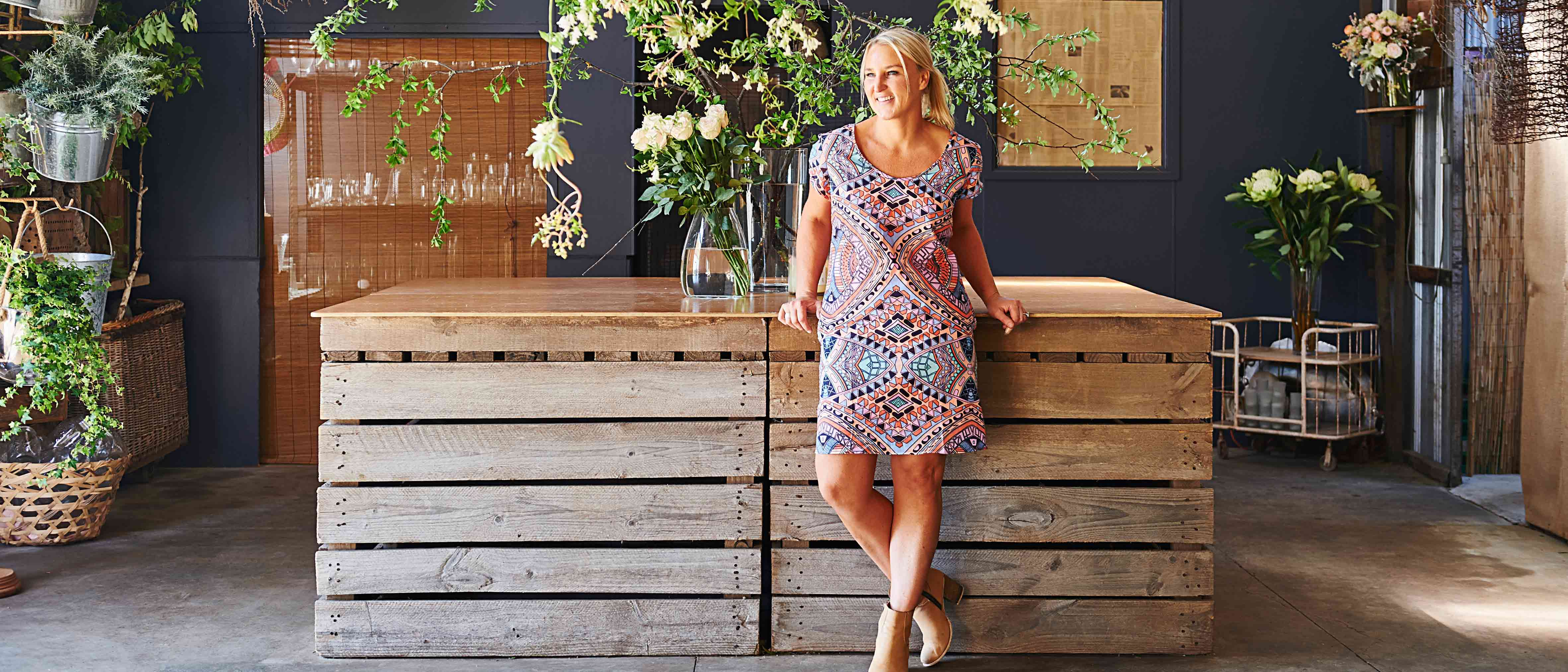 Life As  A Florist With Danielle Fraser