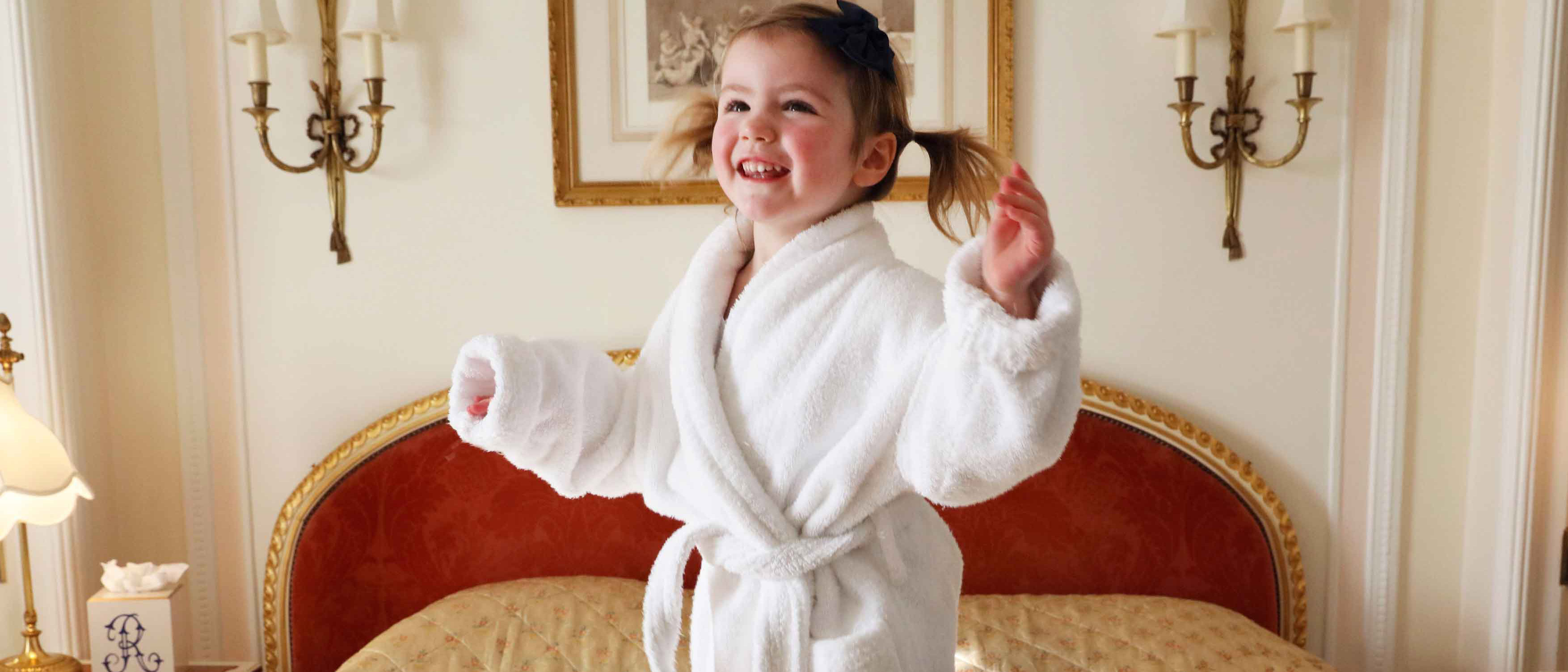 A Night With Kids At The Ritz in London