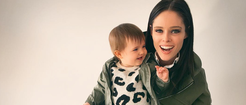 Cool Like Coco: Get This Model Mama's Look
