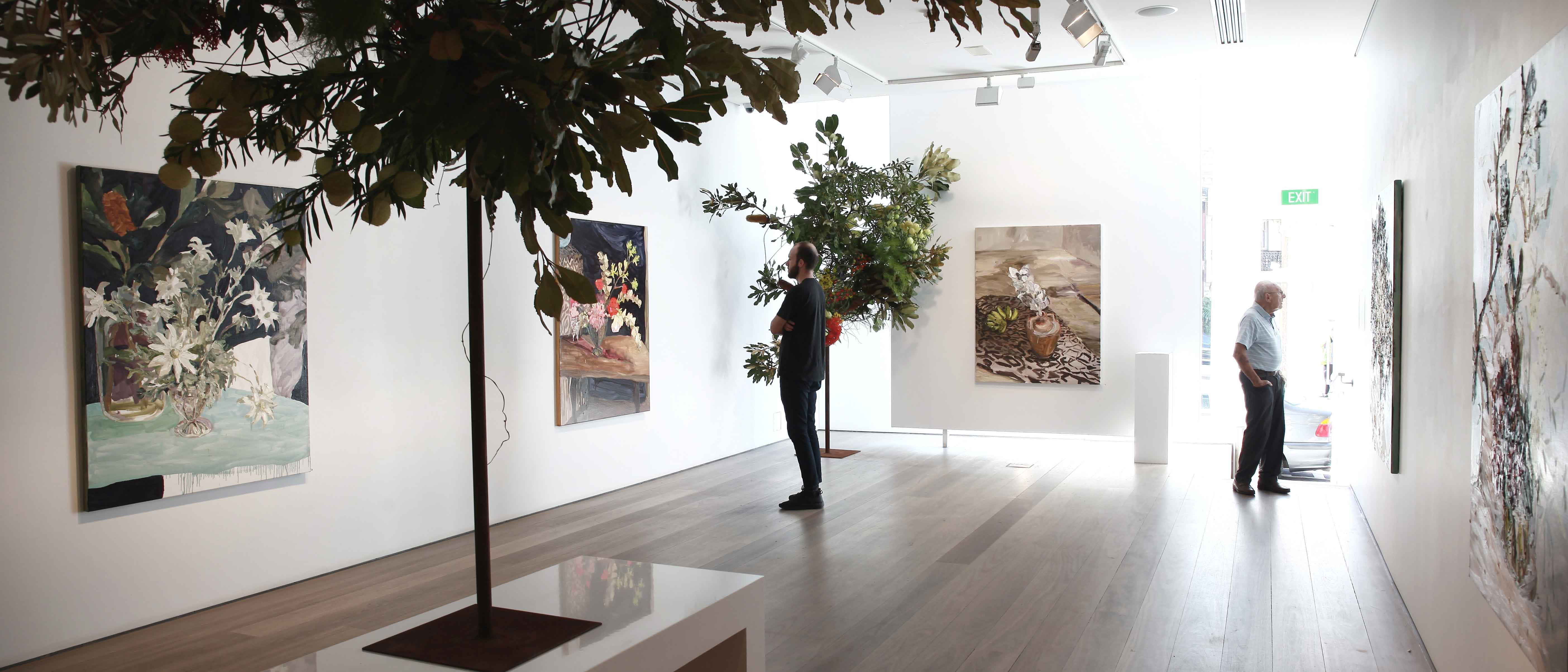 In Full Bloom: Artist Laura Jones