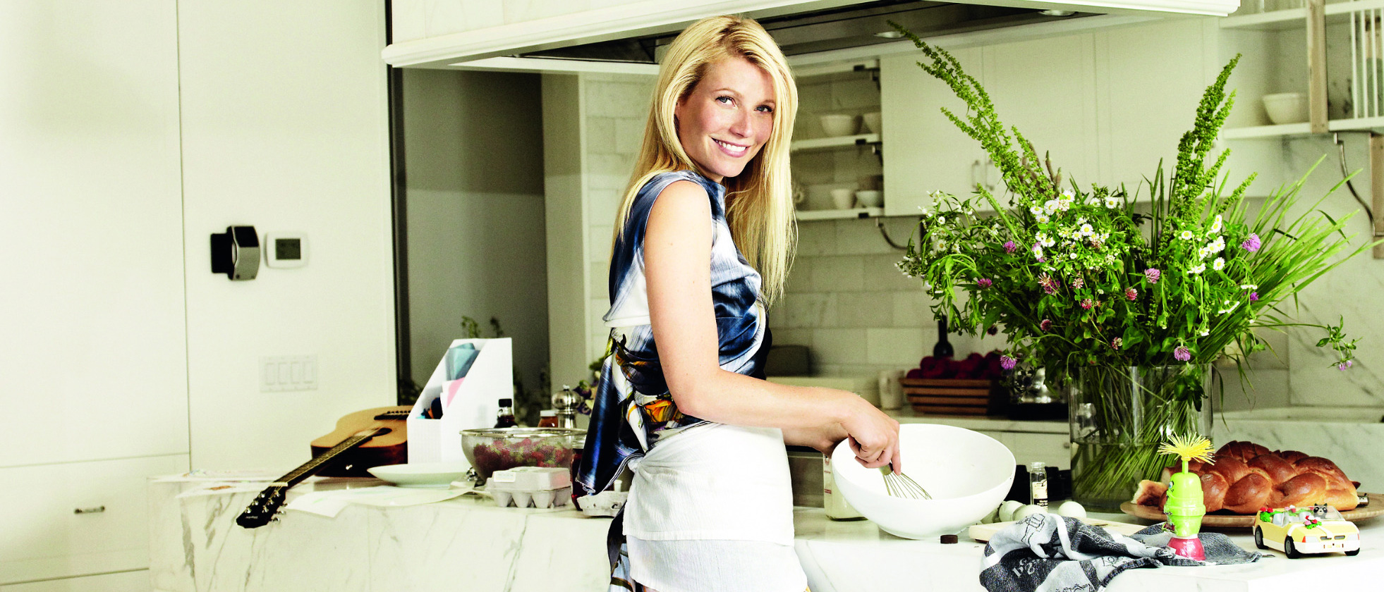 3 Easy Recipes From Gwyneth Paltrow's New Cookbook
