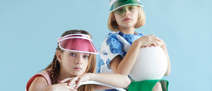Carousel & Bazaar's Sporty New Spring Collection