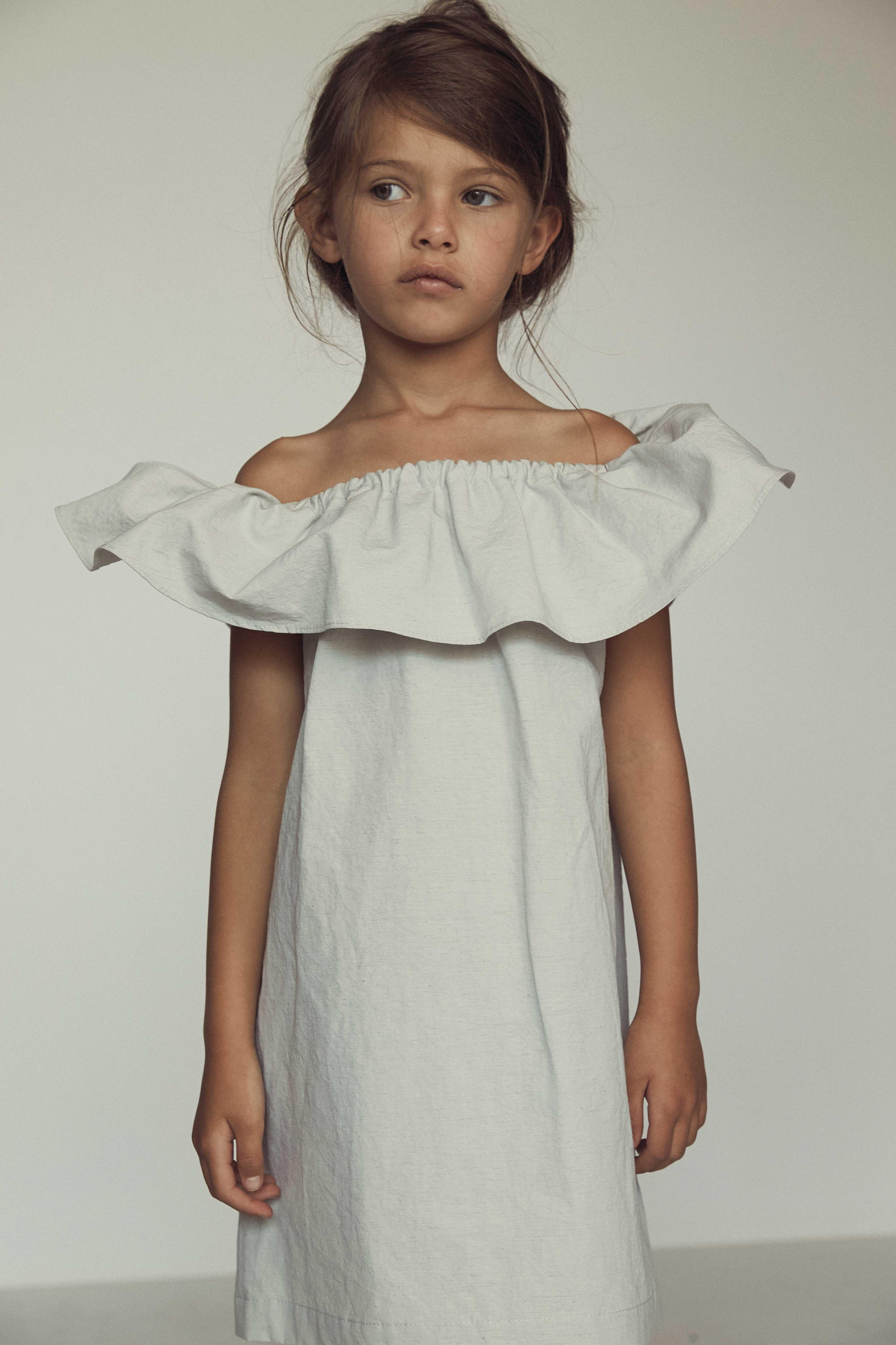 Kids fashion show dresses