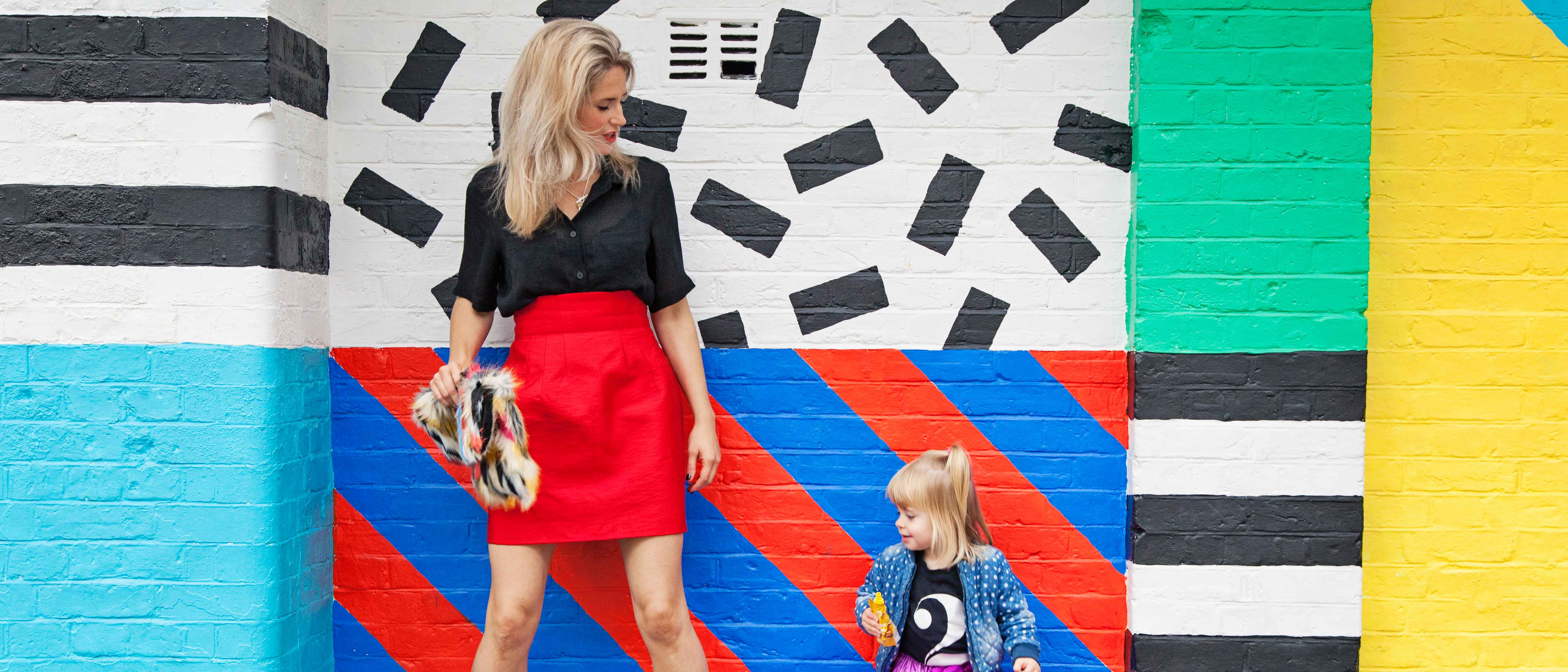 Funny, Fashionable & All About Flexible Working: Meet Anna Whitehouse