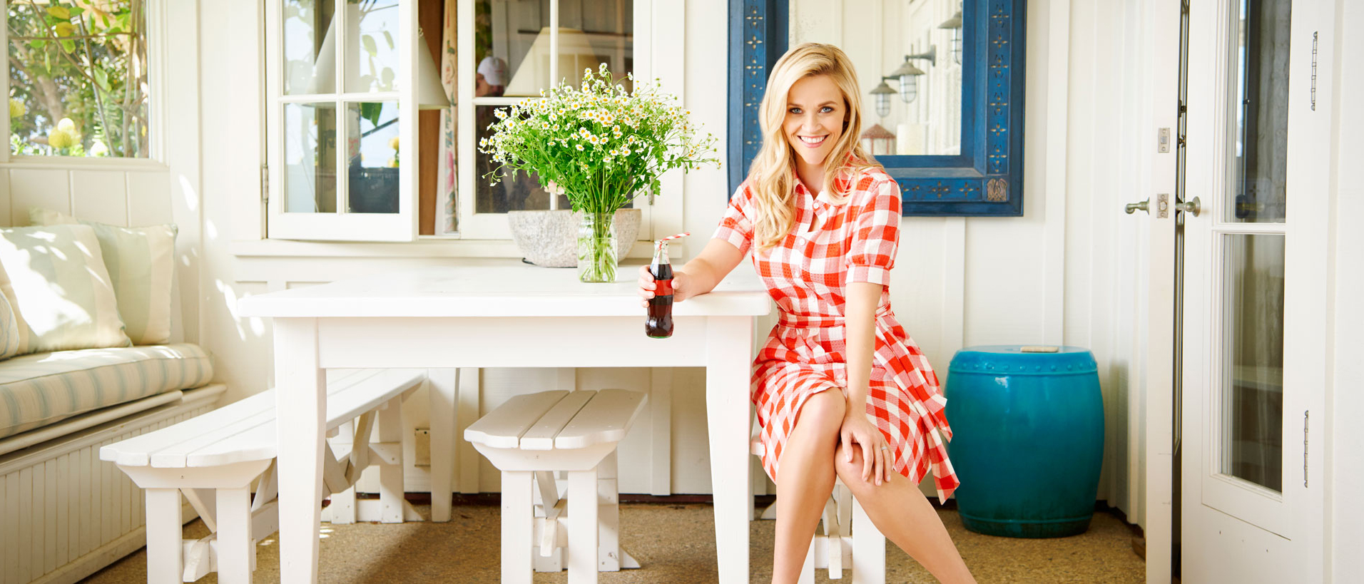 What Reese Witherspoon And I Have In Common (Spoiler Alert: We're Both Pigeons)