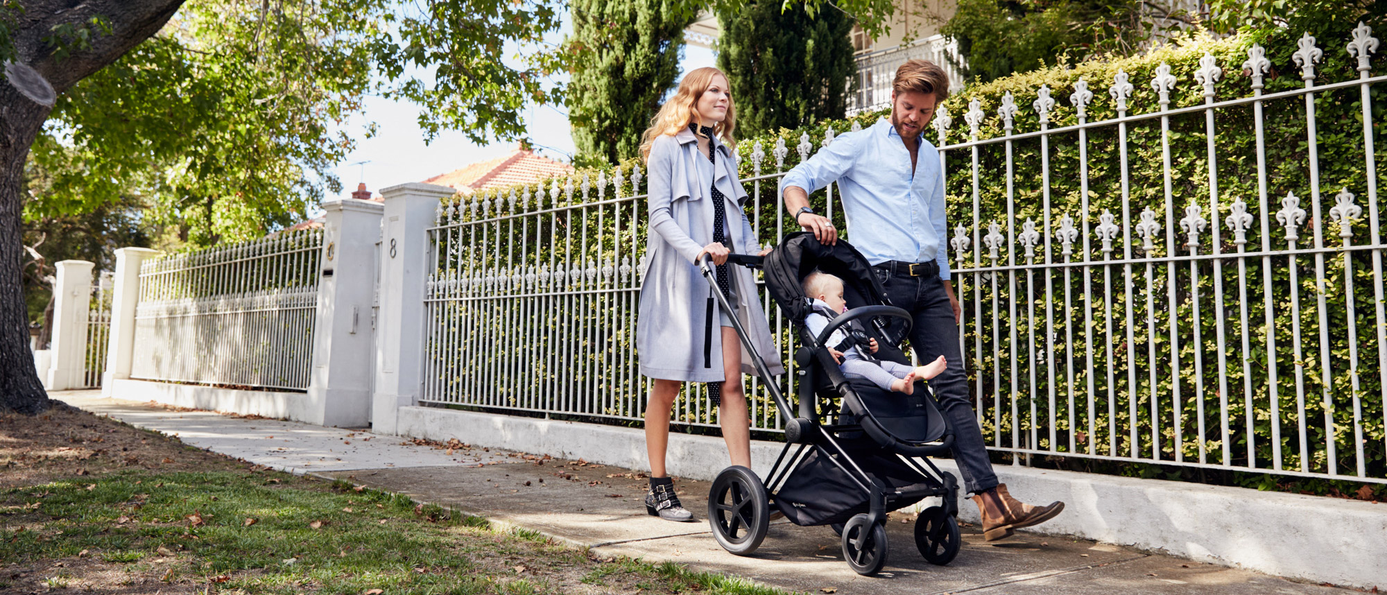 Why Cybex's Priam Is The Pram To Push