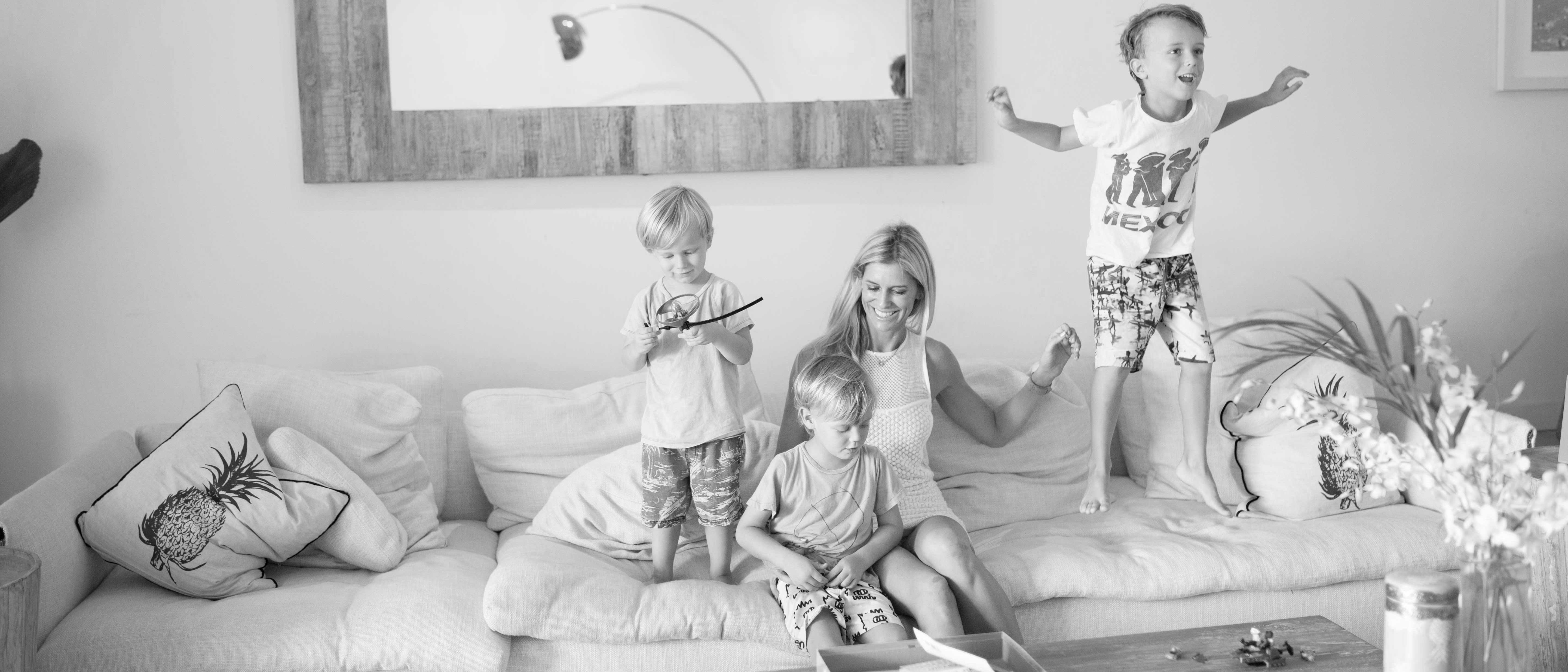 The Mother Of Three Who Will Inspire You To Up Your Fitness Game