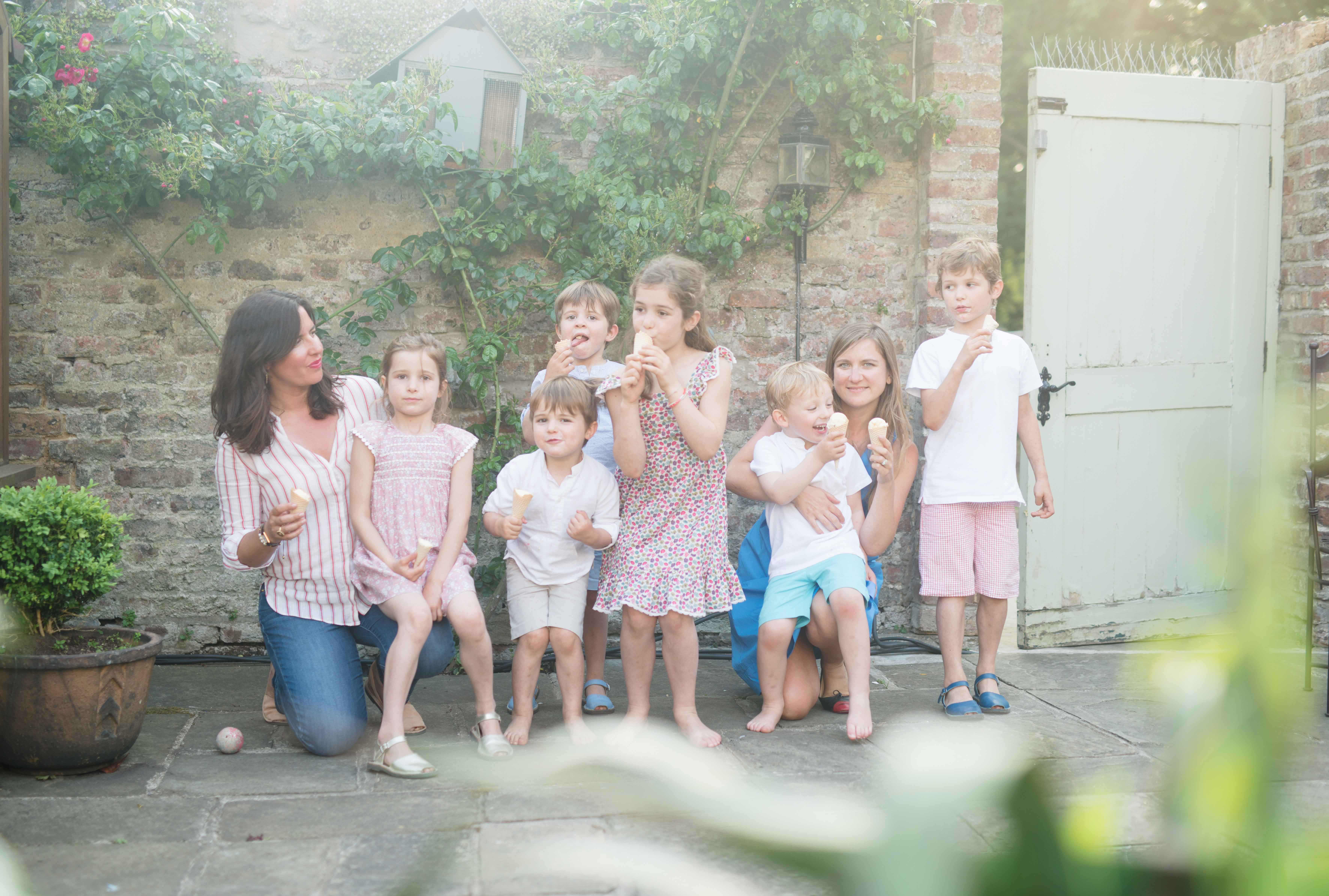 Skye McAlpine And Celia Muñoz On Cooking With Children (And Salted Honey and Chocolate Ice Cream)