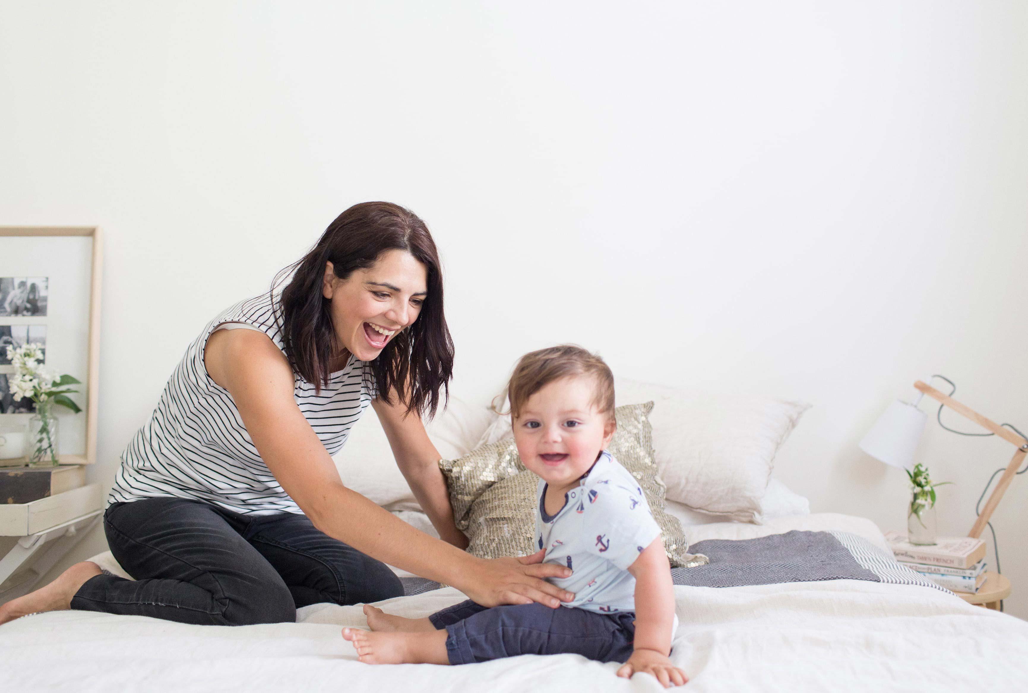 #mygracetale: Stella Gaffney, Teacher and Blogger, Mother to Eva & Luca