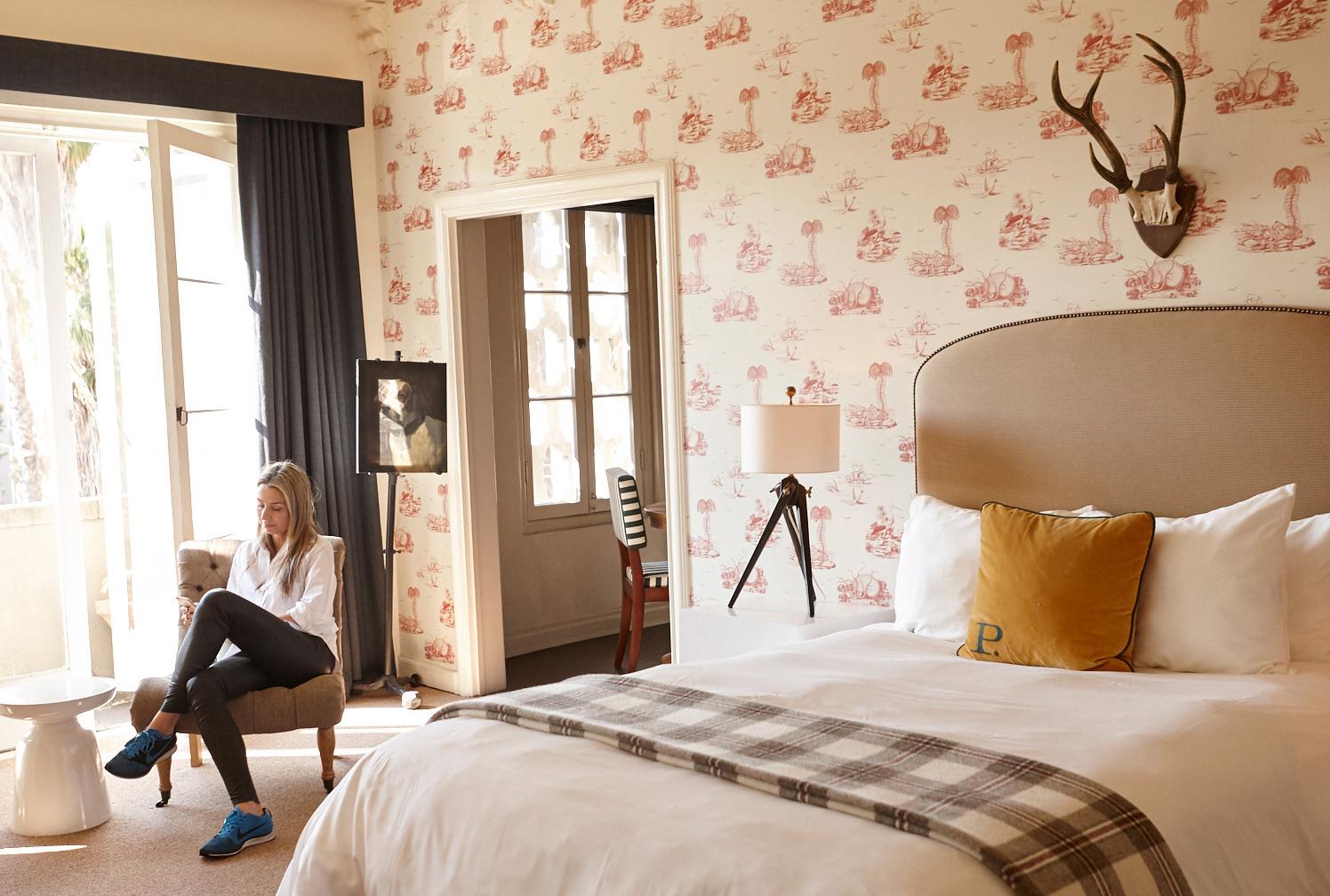 Is The Palihouse Santa Monica LA's Most Elegant Hotel?