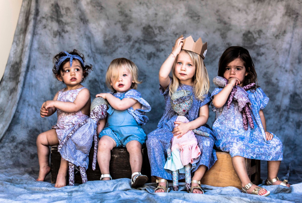 It's spring! And it's time to shop printebebe's new collection
