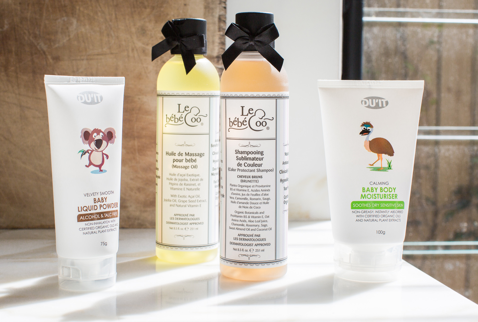 Bath time with your bub: 3 baby beauty brands we're loving