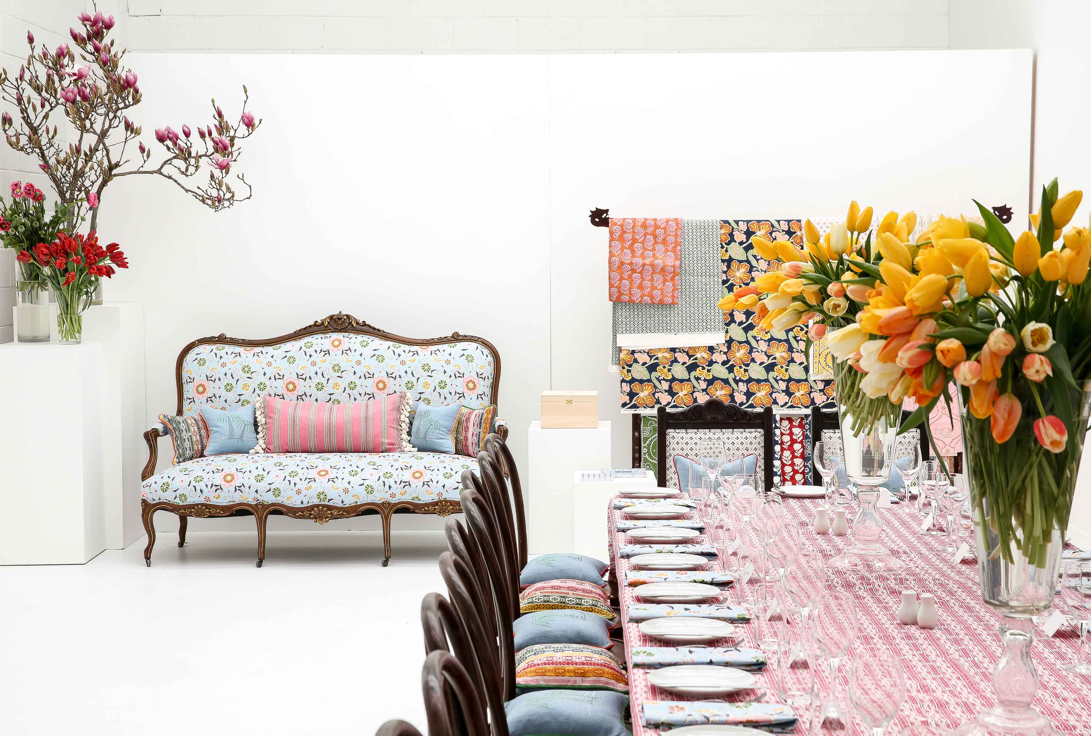 Anna Spiro launches her first textiles collection