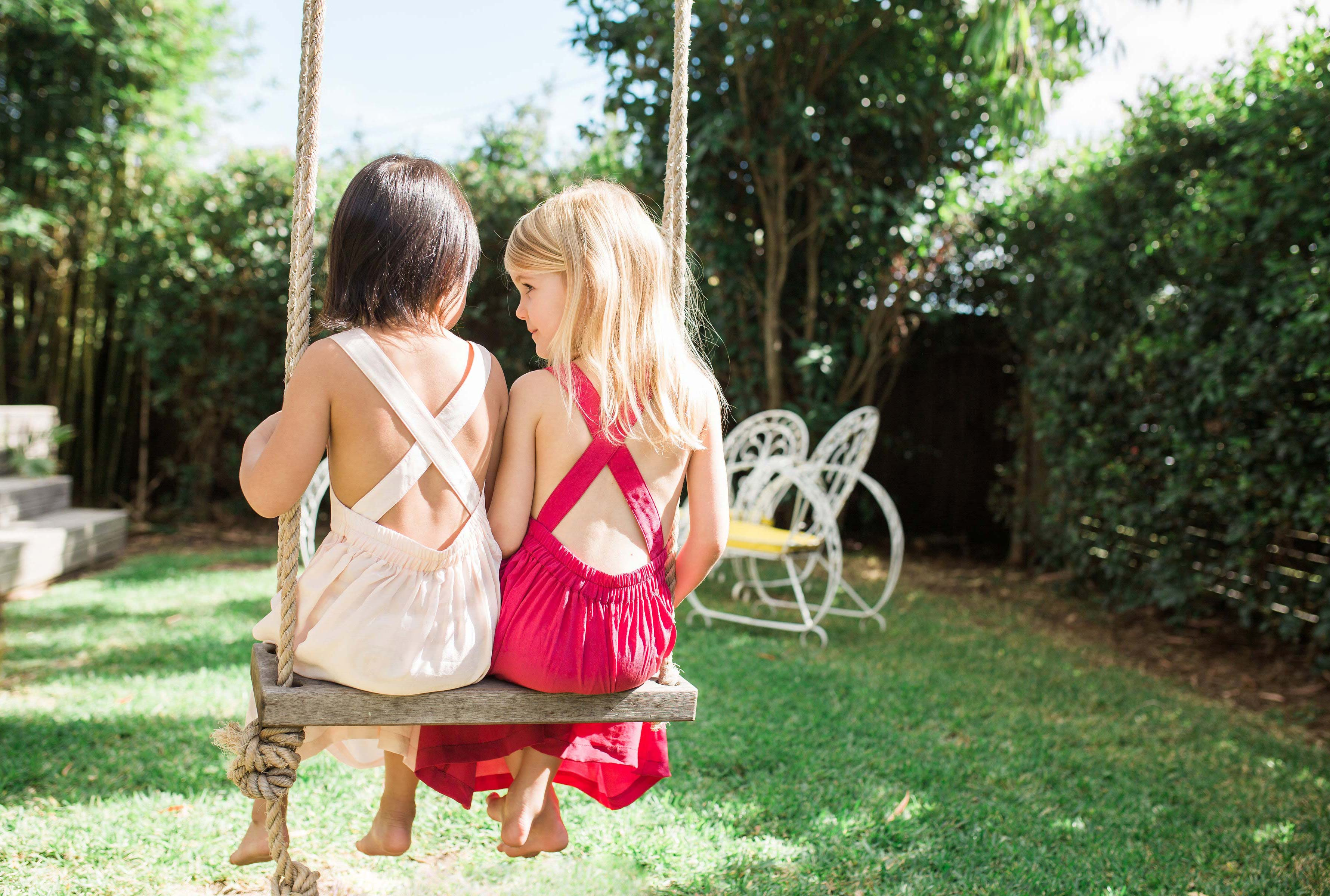 Introducing Minouche: the sweet childrenswear line we're loving for spring