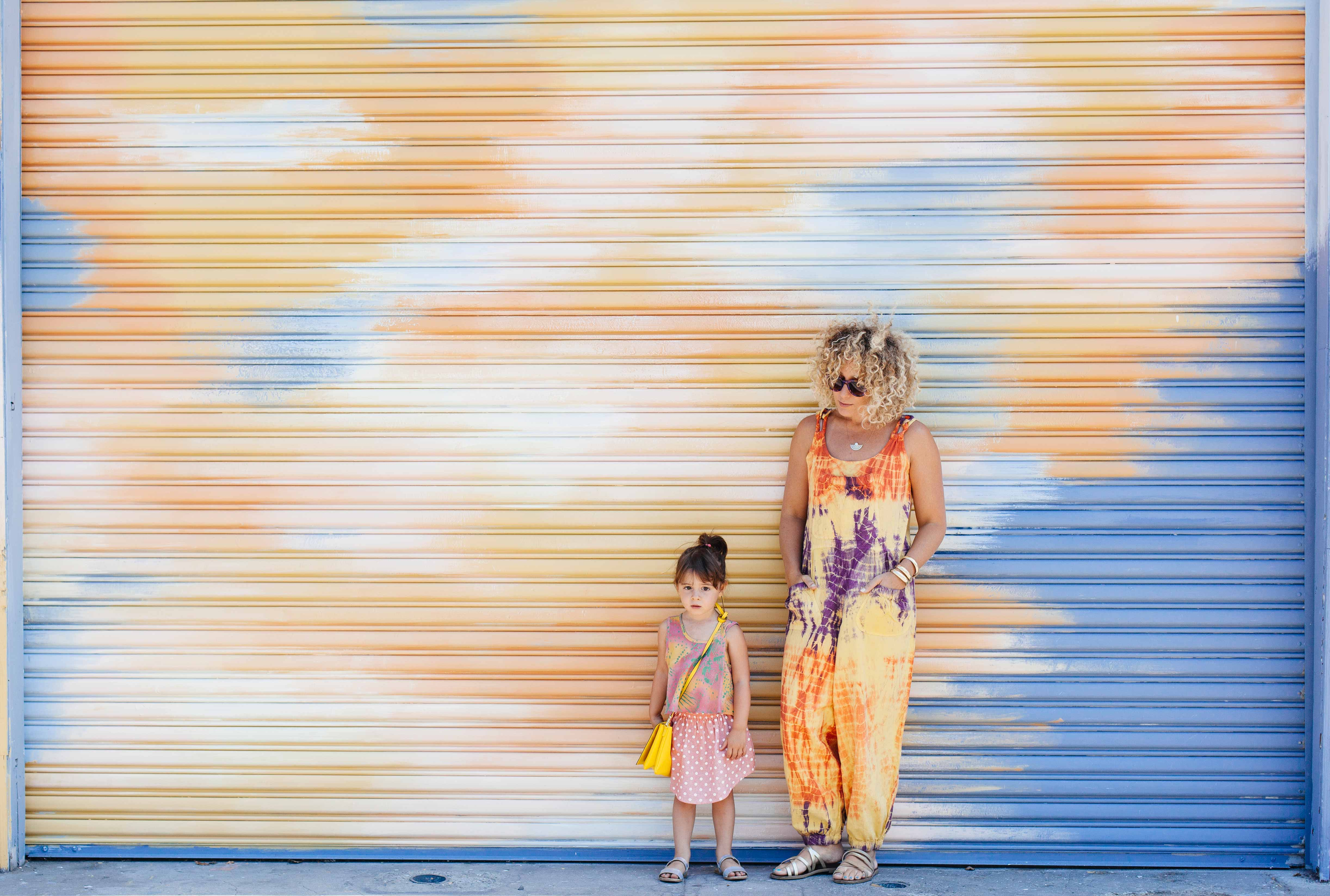 The colourful LA kidswear label making (psychedelic) waves