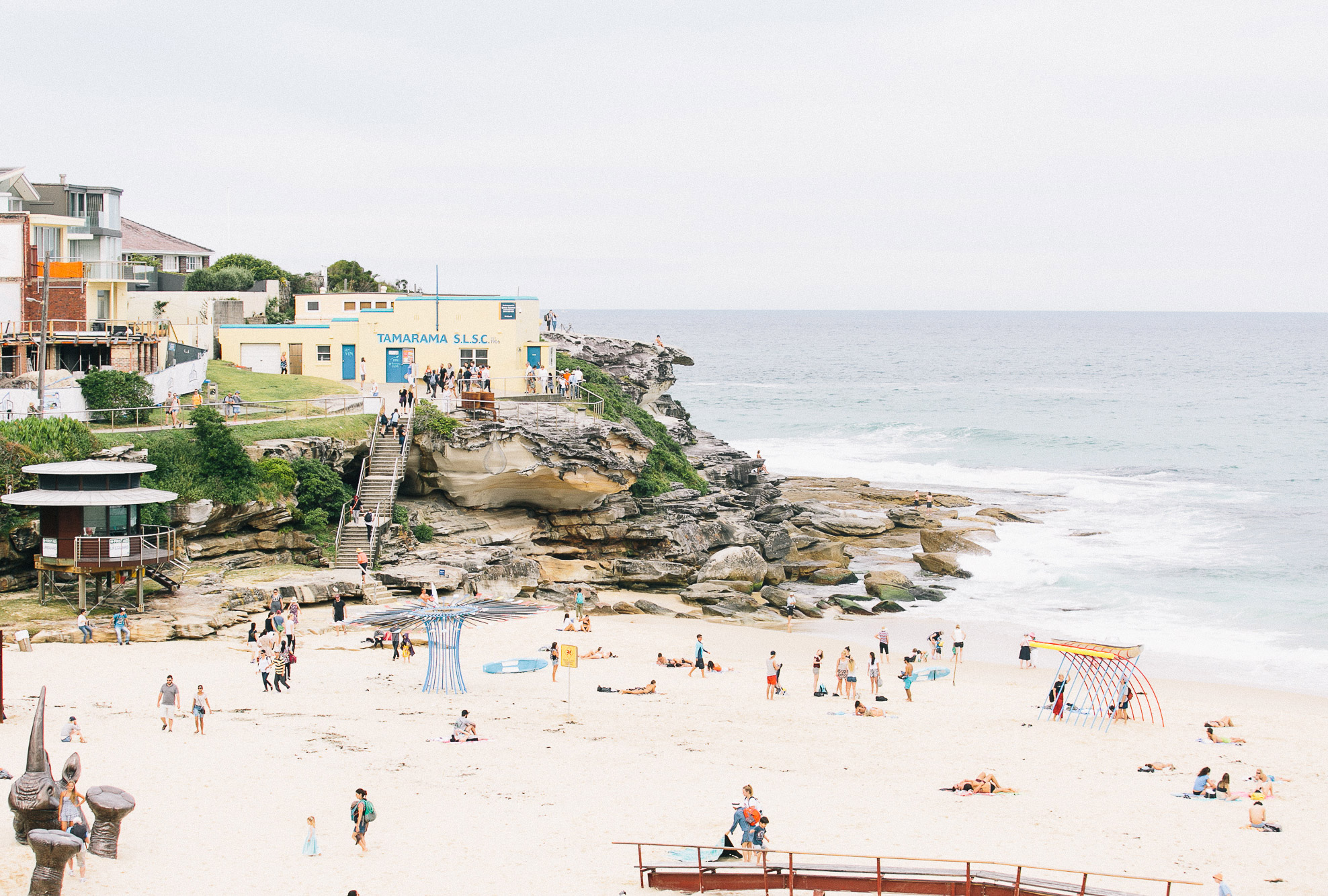 Why visiting Sculpture By The Sea with the kids has never been easier