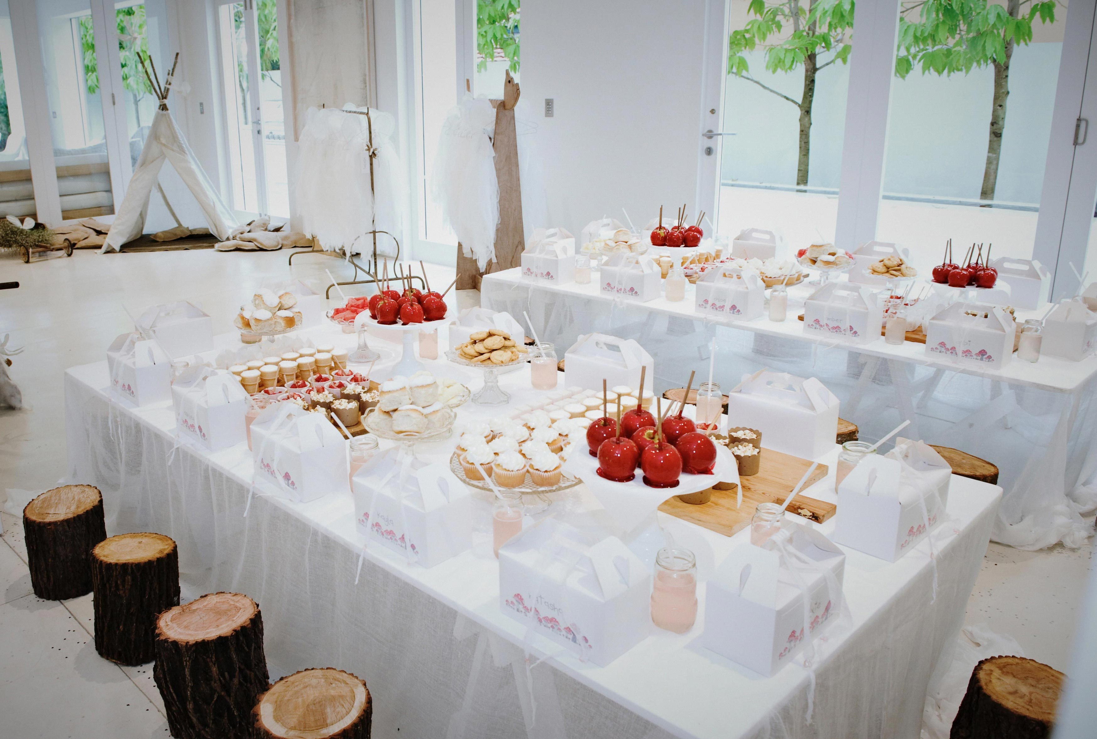 Stylist Romi Weinberg on how to throw a fairy party