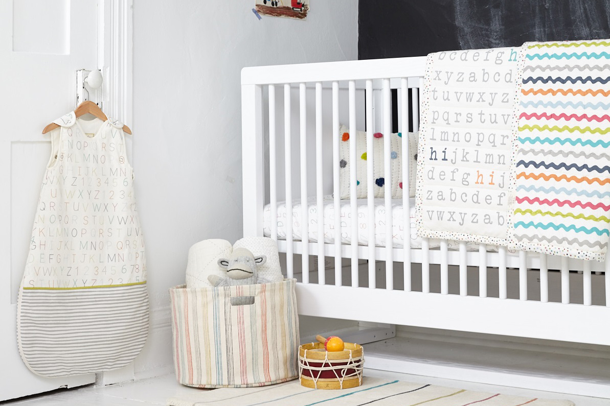 The Natural Nursery Products I'm Embracing For Baby #3