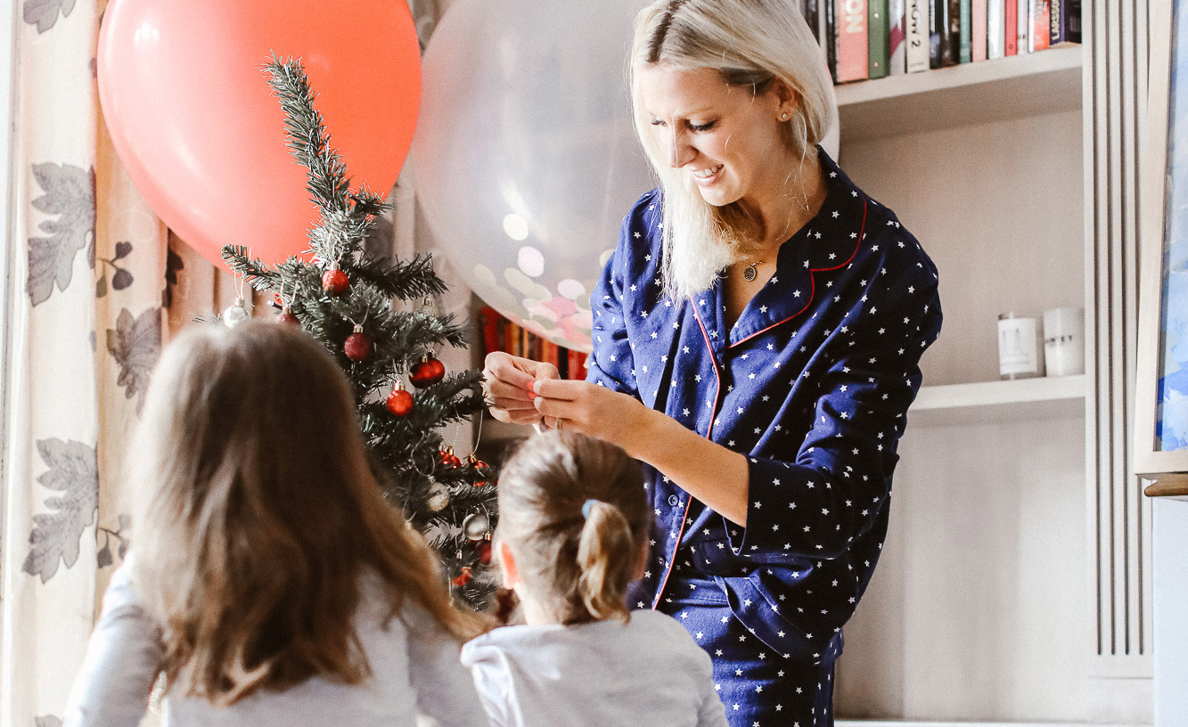Editor Georgie Abay on Christmas decorating ideas (and gorgeous gifts from Marks & Spencer)