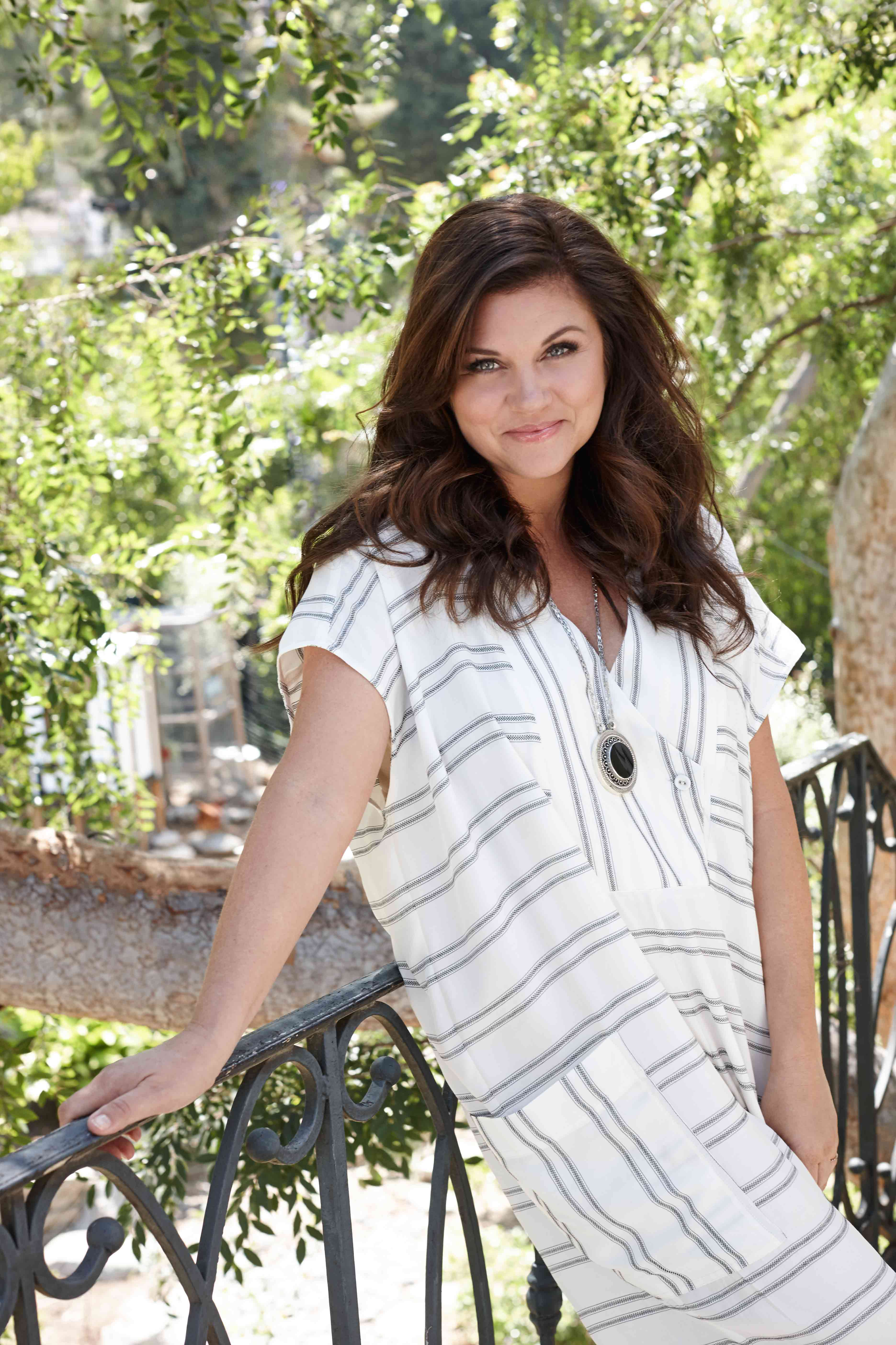 The tale of Tiffani Thiessen and Harper & Holt Smith