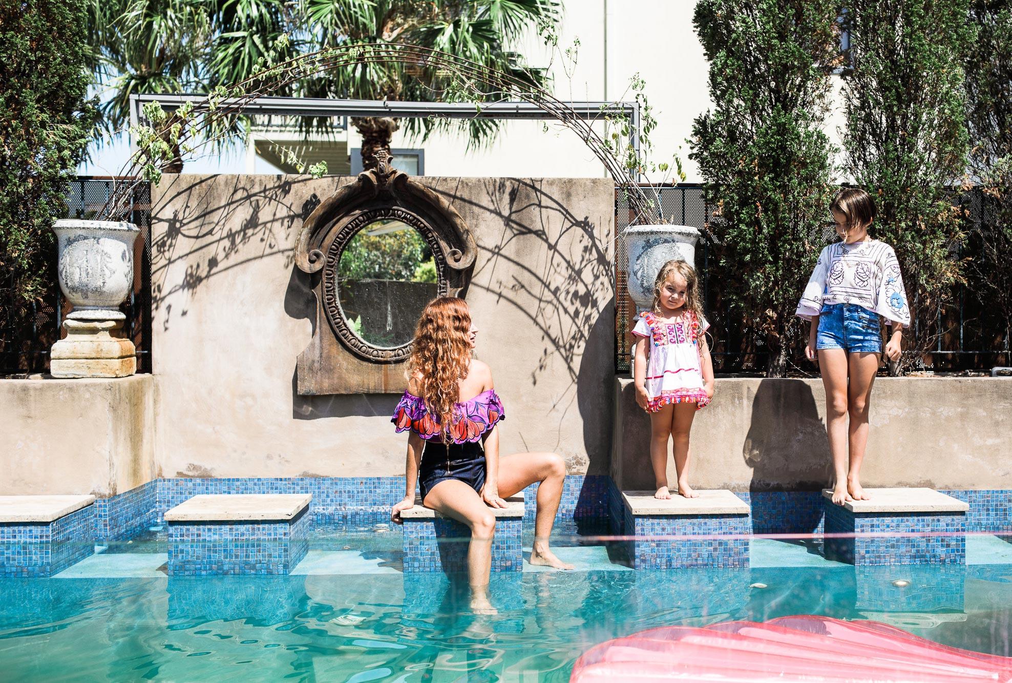 GRACE: Go inside fashion designer Alice McCall's bohemian abode