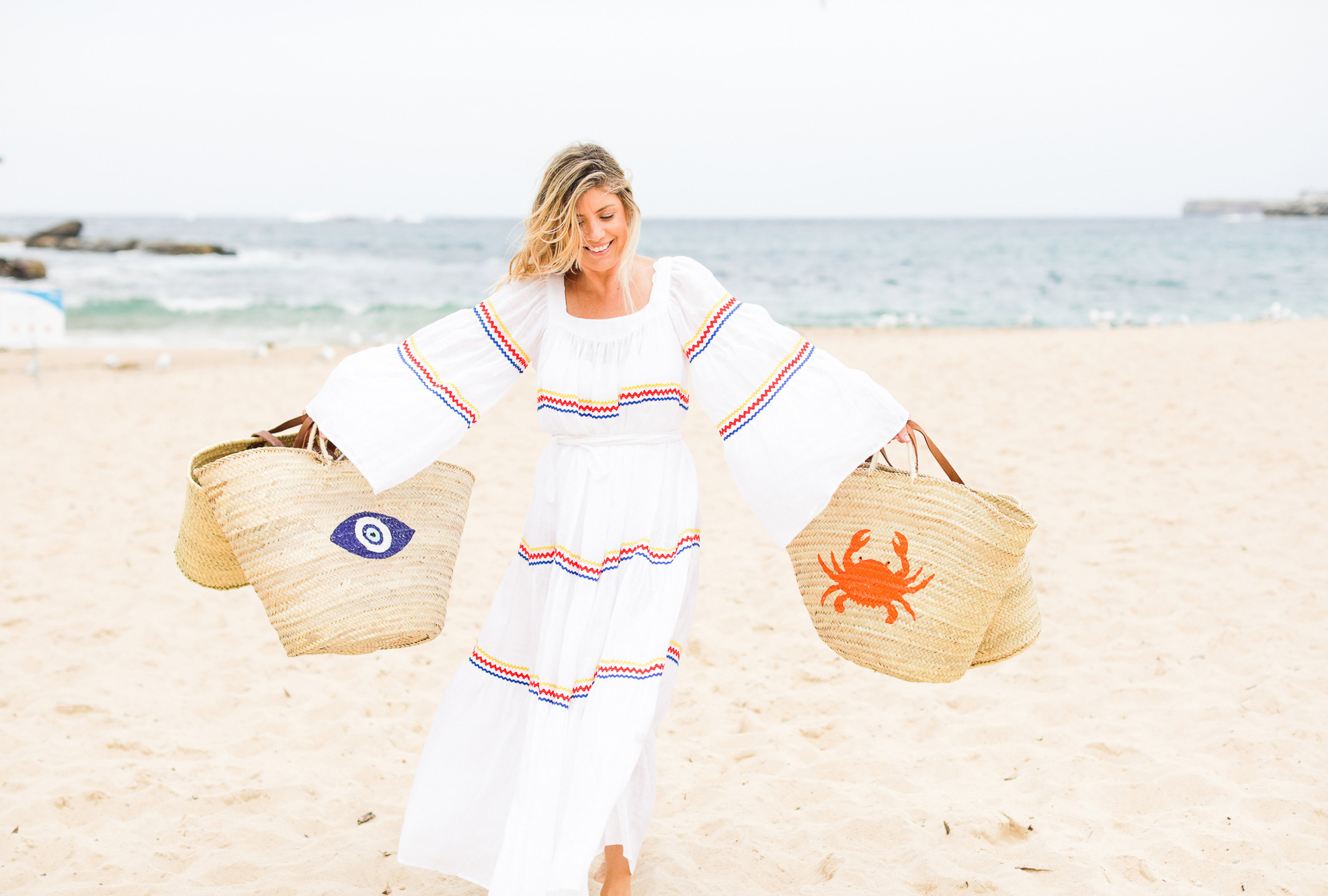 Meet the former Voguette behind the basket bags we're coveting this summer
